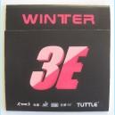 Накладка Tuttle Winter 3E белая губка