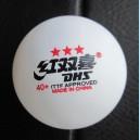 Мячи пластиковые DHS 40+  3*  1 шт.
