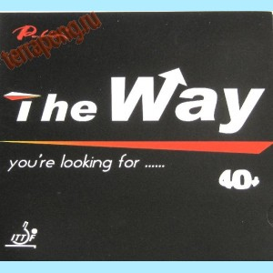 Накладка Palio The Way 40+