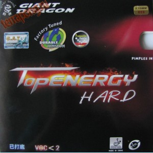 Накладка Giant Dragon Topenergy HARD