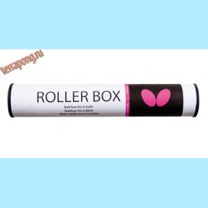 Тубус для мячей Roller Box