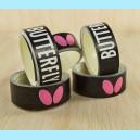 Торцевая лента Butterfly 1м х 12мм черная