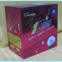Мячи пластиковые Yinhe(Galaxy) ABS 40+ 1*
